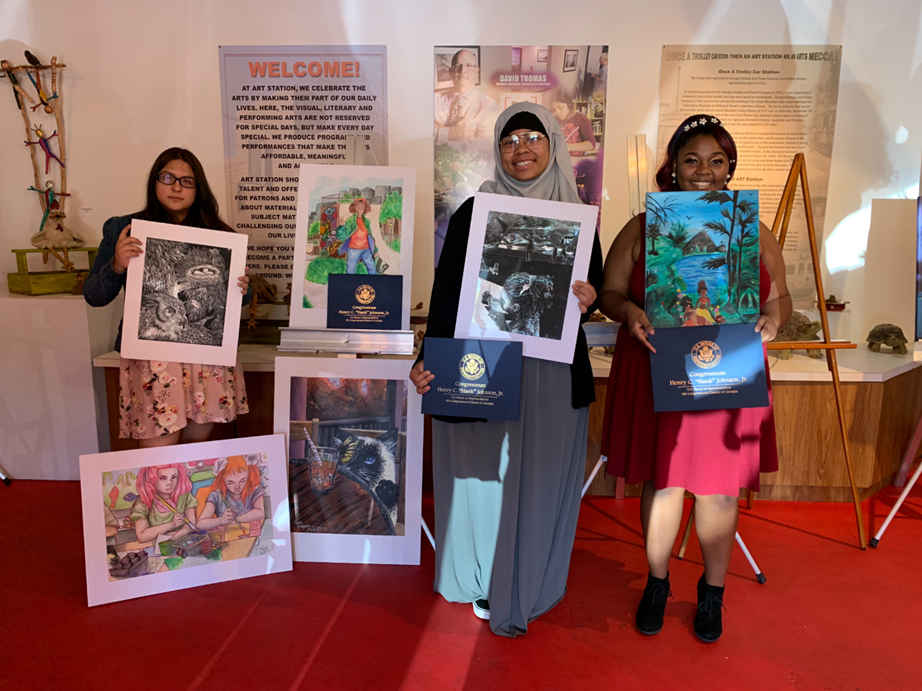 Georgia's 4th Congressional District 2019 Congressional Art Competition Program